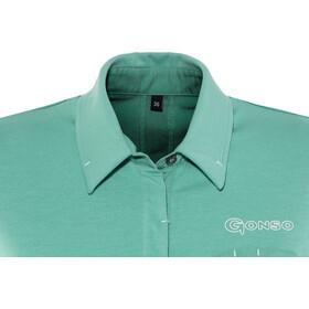 Gonso Mimizan Polo Dames, turquoise
